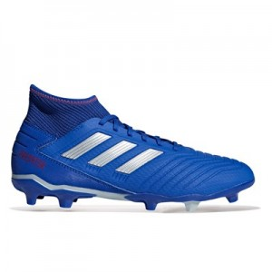 adidas Predator 19.3 Firm Ground Football Boots - Blue