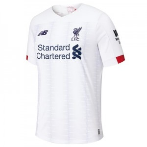 Liverpool Away Shirt 2019-20
