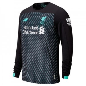 Liverpool Third Shirt 2019-20 – Long Sleeve