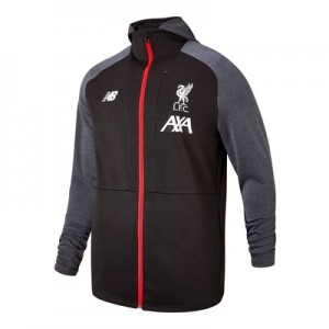 Liverpool Managers Hoody – Black