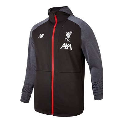Liverpool Managers Hoody - Black