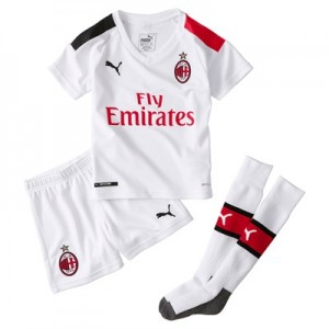 AC Milan Away Mini Kit 2019-20