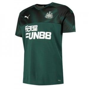 Newcastle United Away Shirt 2019-20
