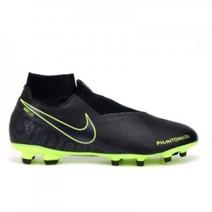Nike Phantom VSN Pro DF Firm Ground Football Boots - Black