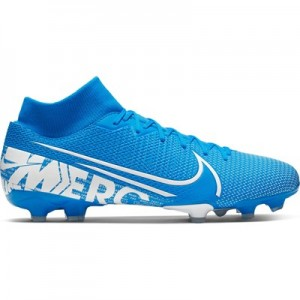 Nike Mercurial Superfly 7 Academy Firm Ground Football Boots - Blue