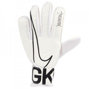 Nike Match Goalkeeper Gloves – White