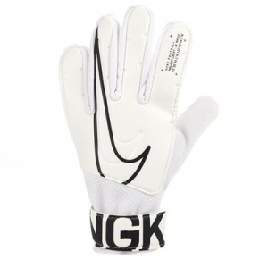 Nike Match Goalkeeper Gloves - White - Kids
