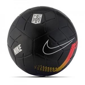 Nike Neymar Strike Football - Black