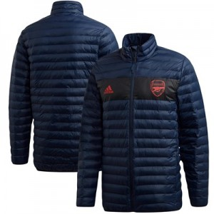 Arsenal Seasonal Light Jacket – Navy