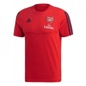 Arsenal Training Tee – Red