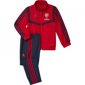 Arsenal Pre-Match Suit – Red/Navy – Infant