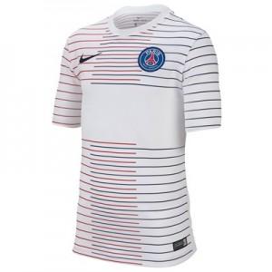 Paris Saint-Germain Pre Match Top – White – Kids