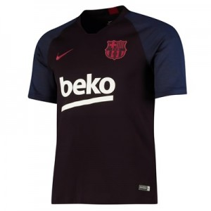 Barcelona Strike Training Top - Red