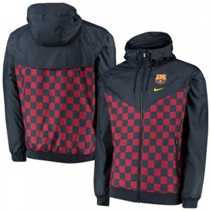 Barcelona Authentic Windrunner - Navy