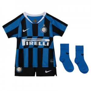 Inter Milan Home Stadium Kit 2019-20 - Infants