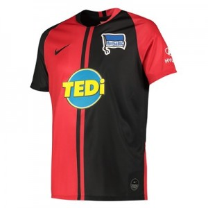 Hertha Berlin Away Stadium Shirt 2019-20