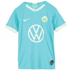VfL Wolfsburg Away Stadium Shirt 2019-20 – Kids