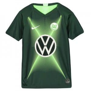 VfL Wolfsburg Home Stadium Shirt 2019-20 – Kids