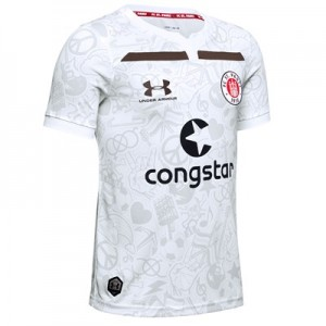 St Pauli Away Shirt 2019 - 20 - Kids