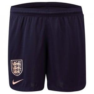 England Squad Shorts – Purple – Womens