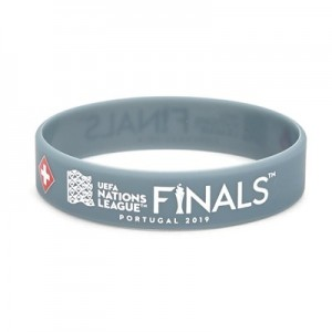 Switzerland Silicone Wristband