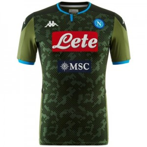 SSC Napoli Official Jersey Away Shirt