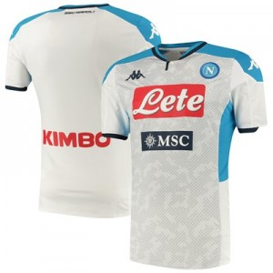 SSC Napoli Official Jersey Third Shirt