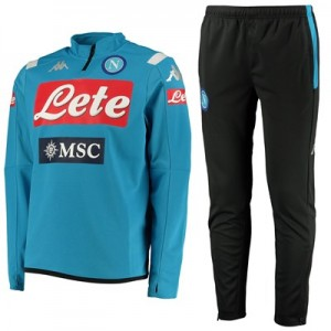 SSC Napoli Training Tracksuit