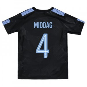 Manchester City Third Stadium Cup Shirt 2017-18 – Kids with Middag 4 printing