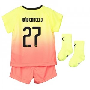 Manchester City Cup Third Baby Kit 2019-20 with João Cancelo 27 printing