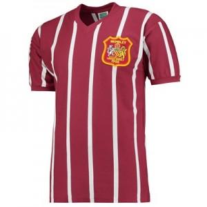 Manchester City 1956 FA Cup Final Shirt