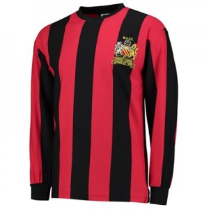 Manchester City 1969 FA Cup Final Shirt