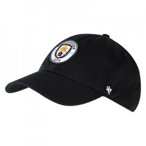 Manchester City 47 Clean Up Cap - Navy