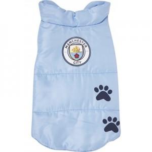 Manchester City Dog Coat – Large (50cm)