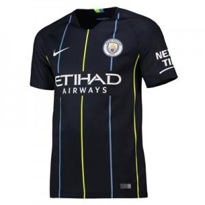 Manchester City Away Stadium Shirt 2018-19