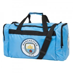 Manchester City Crest Holdall