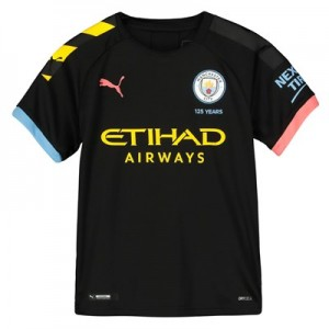 Manchester City Away Shirt 2019-20 – Kids
