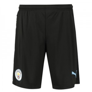 Manchester City Training Shorts - Black