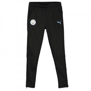 Manchester City Training Pant - Black - Kids