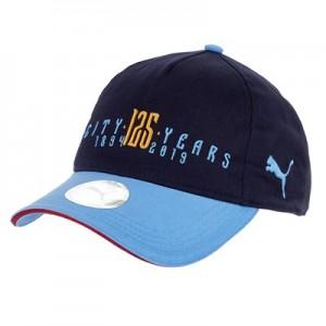 Manchester City 125 Year Anniversary Cap