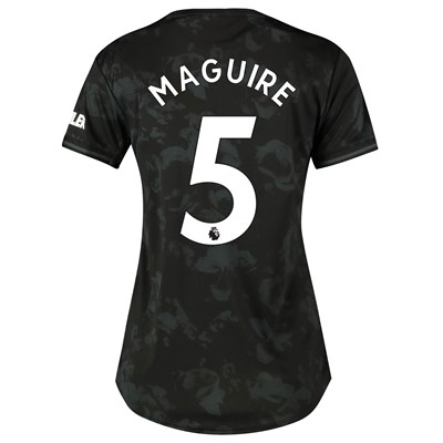 Manchester United Third Shirt 2019 – 20 – Womens with Maguire 5 printing
