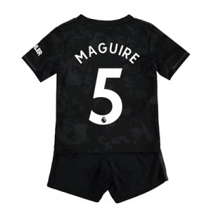 Manchester United Third Baby Kit 2019 – 20 with Maguire 5 printing