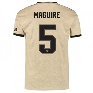 Manchester United Cup Away Shirt 2019 – 20 with Maguire 5 printing