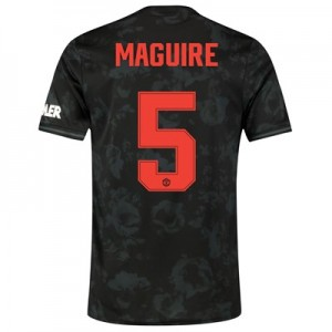 Manchester United Cup Third Shirt 2019 - 20 with Maguire 5 printing