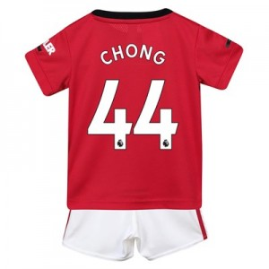 Manchester United Home Baby Kit 2019 – 20 with Chong 44 printing
