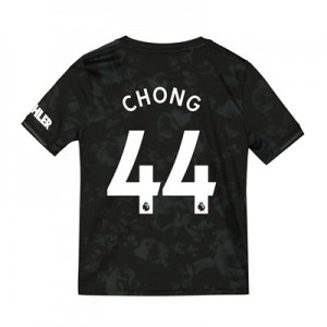 Manchester United Third Shirt 2019 - 20 - Kids with Chong 44 printing