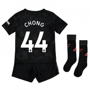 Manchester United Third Mini Kit 2019 - 20 with Chong 44 printing