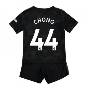 Manchester United Third Baby Kit 2019 – 20 with Chong 44 printing