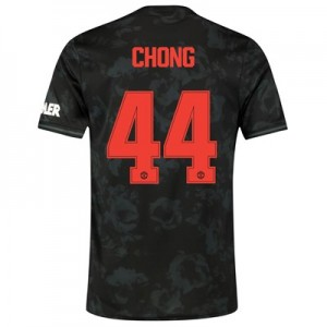 Manchester United Cup Third Shirt 2019 - 20 with Chong 44 printing
