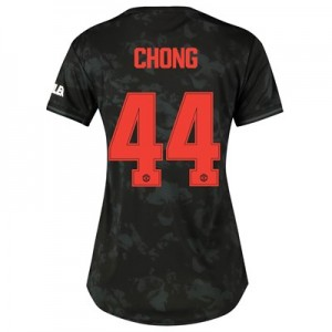 Manchester United Cup Third Shirt 2019 – 20 – Womens with Chong 44 printing